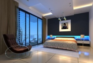 Choosing the right colours for a bedroom